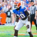 Can Marcus Maye emerge at safety? Who will come out on top of these position battles? / Gator Country Photo by David Bowie
