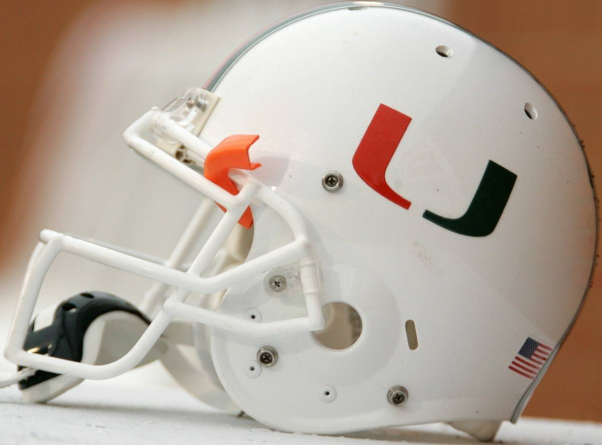 The Miami Hurricanes will boast a talented offense against the stingy Gator defense on Saturday. Photo courtesy of Miami Communications.