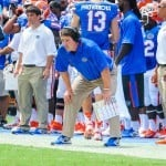 In just one year the perceptions about Will Muschamp have changed radically / Gator Country photo by David Bowie.