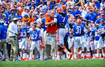 Can the Gators replace the disruption?