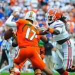 Can Ronald Powell be a factor for the Gators against Georgia? / Gator Country Photo by David Bowie