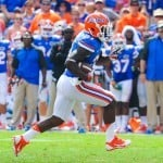 Freshman Kelvin Taylor's role in Florida's offense is about to expand / Gator Country photo by David Bowie.