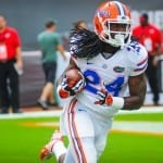 Former Gators running back Matt Jones/ Gator Country Photo by David Bowie