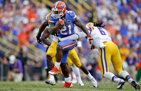 Five of the best memories of the Florida Gators rivalry against LSU