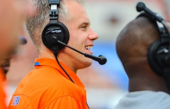 Florida Gators Football: DJ Durkin Notebook
