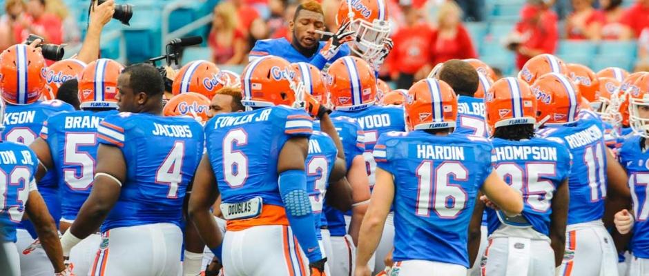 NFL draft highlights UF football struggles