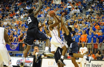 Gators will use team approach vs. Wiggins