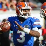 Tyler Murphy says Florida's chief goal has become bowl eligibility.