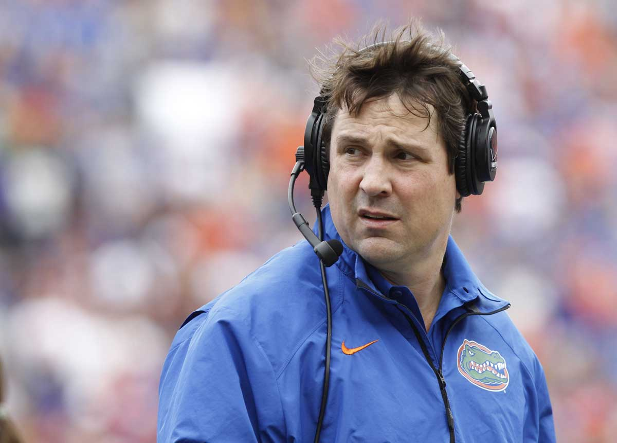 2014 is a pivotal year for Florida head coach Will Muschamp / Photo: Kim Klement-USA TODAY Sports