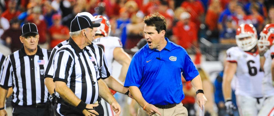 Will Muschamp defendes disciplinary actions