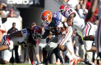 Gators done in by horrible start