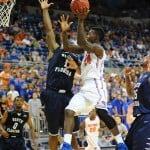 Casey Prather has become Florida's leading scorer as a senior / Photo by David Bowie.