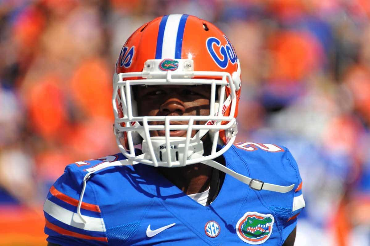 Kelvin Taylor, Gainesville, Florida, University of Florida, Ben Hill Griffin Stadium,