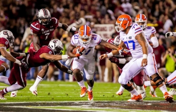 Splitting the Carries: 2014 UF Backfield
