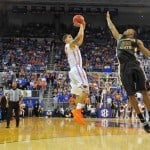 Scottie Wilbekin again helped lift the Gators over Missouri / Gator Country Photo by David Bowie