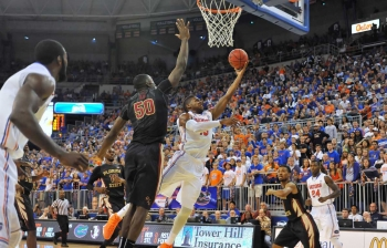 Gators look to seniors like Yeguete for leadership