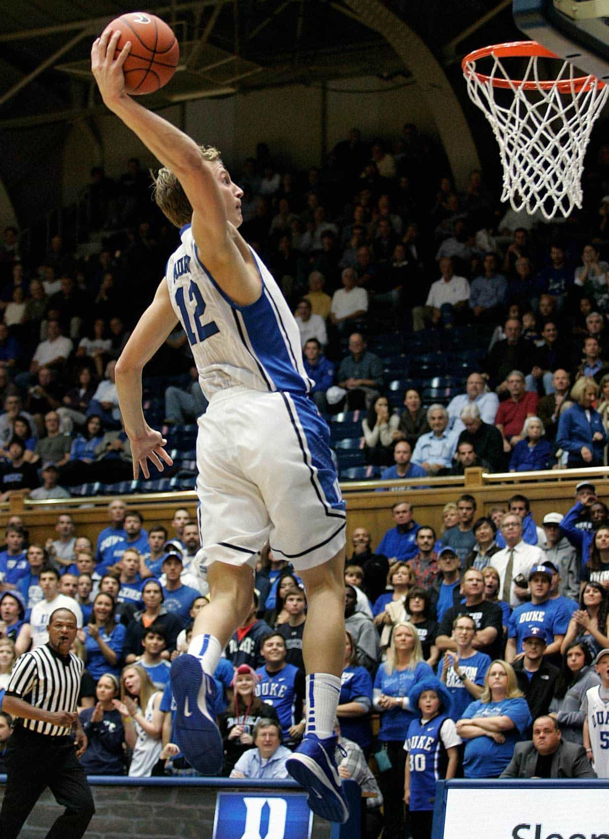 Alex Murphy is transferring from Duke to the University of Florida / Photo: Mark Dolejs-USA TODAY Sports