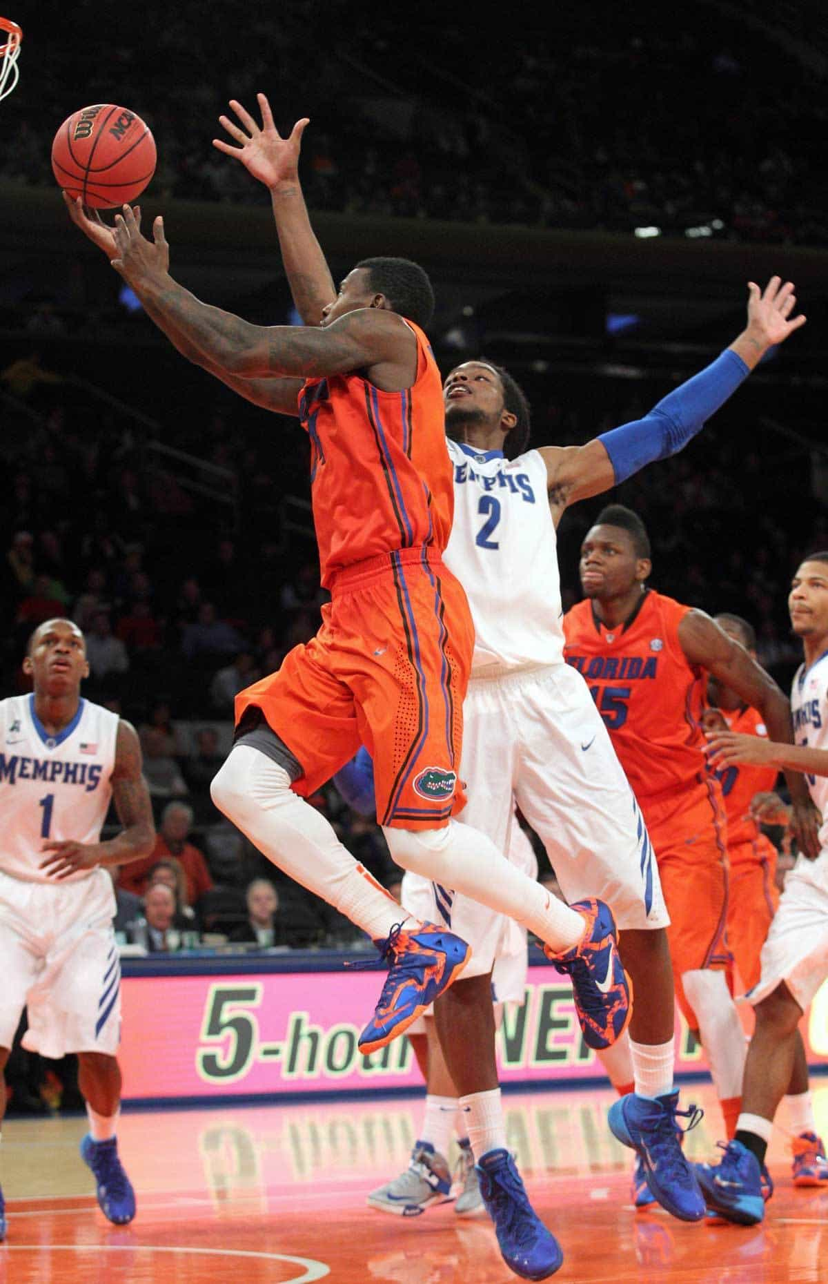 Florida's leading scorer Casey Prather has been cleared to practice and play again / Photo: Brad Penner-USA TODAY Sports