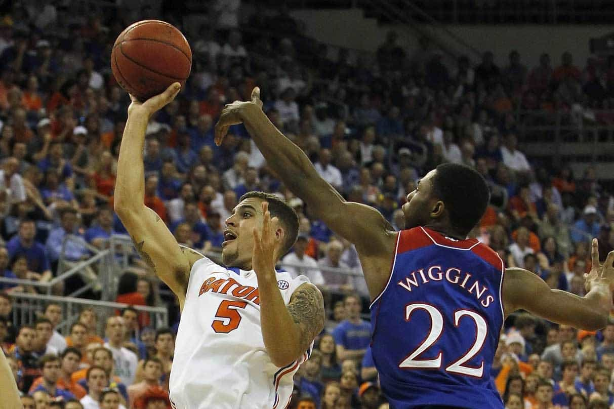 Scottie Wilbekin will lead the Gators into the Final Four against UConn / Photo: Kim Klement-USA TODAY Sports