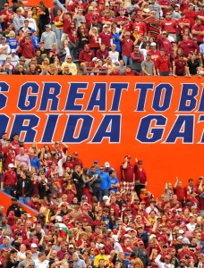 Florida Gators Sports Report and Nostalgia for September 9th