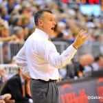 With the win over Pitt, Billy Donovan is now the second winningest coach in SEC history / Gator Photo by David Bowie