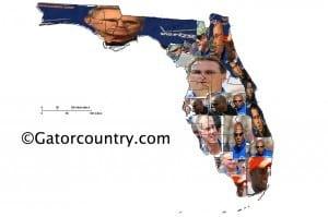 Florida Gators recruiting, Gainesville, Florida