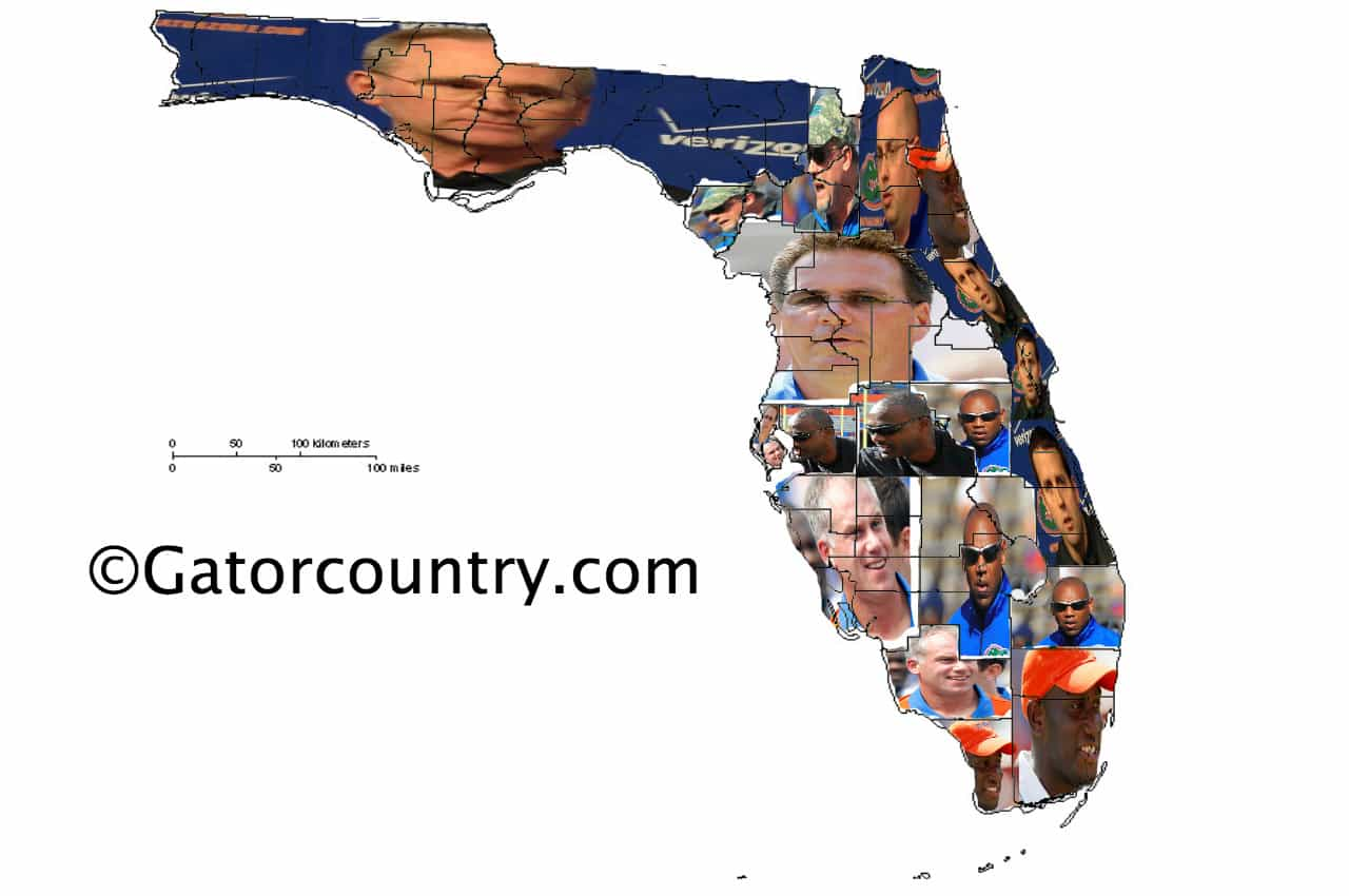 Florida Gators recruiting, Gainesville, Florida