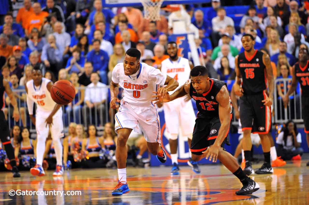 Kasey Hill, Stephen C. O'Connell Center, Gainesville, Florida