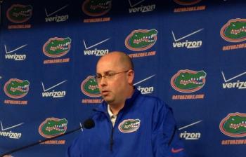New coaches happy to be Gators