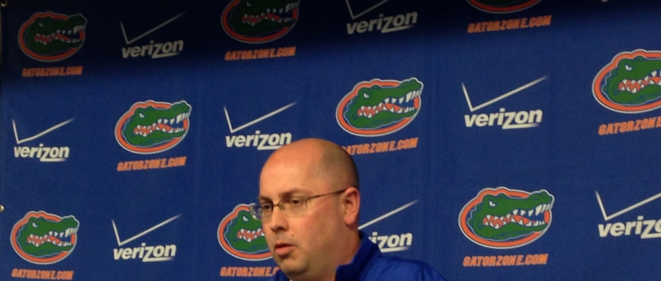 New coaches happy to be Gators