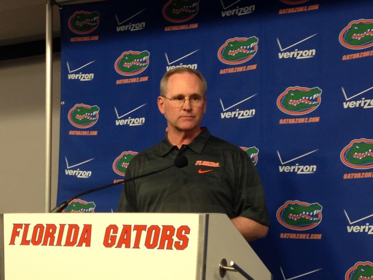 Mike Summers will use 34 years of coaching experience to help fix the Gators offensive line.