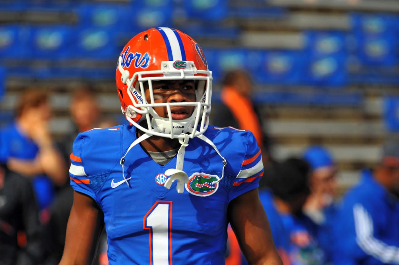 Vernon Hargreaves finished his first season at Florida as a third team All-American.