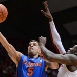 Scottie Wilbekin (5) was announced as SEC Player of the Year Tuesday / File Photo: Kelly Lambert-USA TODAY Sports