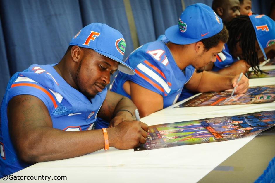 Adam Lane, University of Florida, Florida Gators, Ben Hill Griffin Stadium, Gainesville, Florida