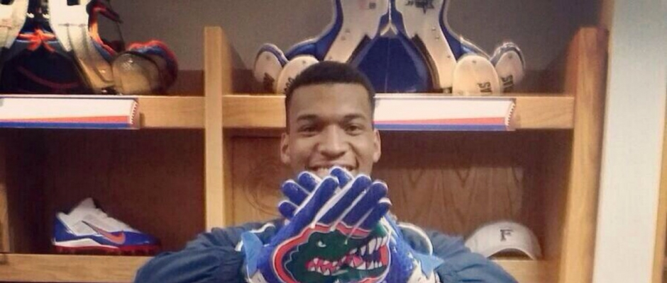 Florida impresses Thomas and his mother