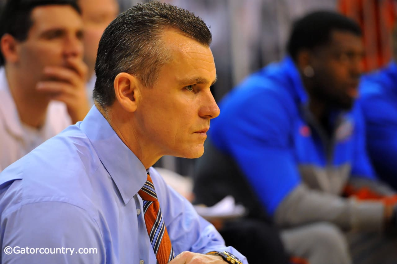 Billy Donovan  / Gator Country Photo by David Bowie