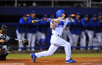 3-run eighth powers Gators past UNF