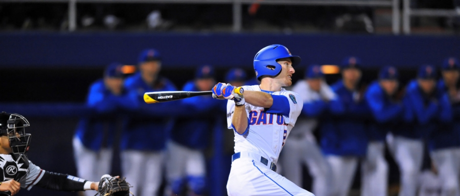Gators skirt sweep, down Canes