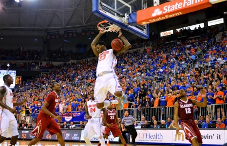 Donovan has Gators in perpetual reload