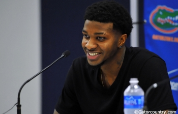 Chris Walker leaves Florida Gators for NBA Draft