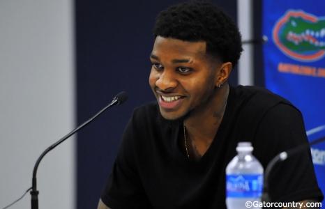 Chris Walker leaves Florida Gators for NBA Draft