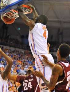 Pursuing greatness: Gators thump A&M