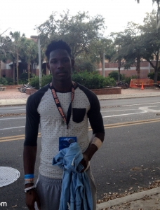 Florida visit winner for Preston Williams