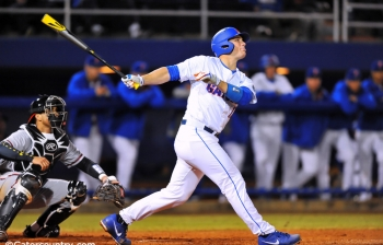 Bats silent as Gators blanked by Illini 6-0
