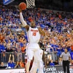 Will Yeguete (15) has played a critical leadership role for Florida's 3rd-ranked Gators / Gator Country Photo by David Bowie