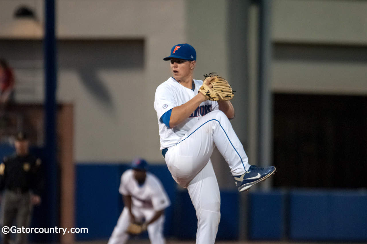 Bobby Poyner notched his first win of the season against Maryland.
