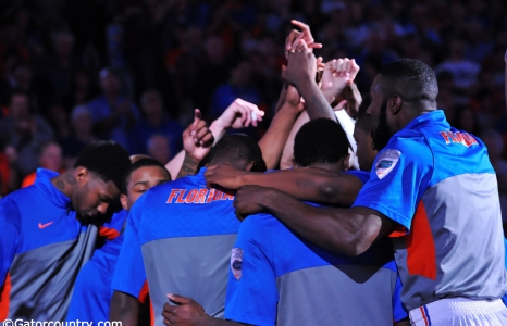 Gators gear up for final week