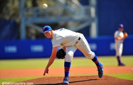 Two Florida Gators baseball players arrested