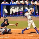 Braden Mattson went 3-4 and his two RBI led the Gators past Southern Mississippi.