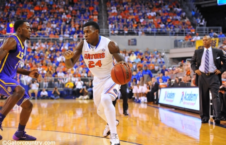 Video: Prather talks final game as a Gator